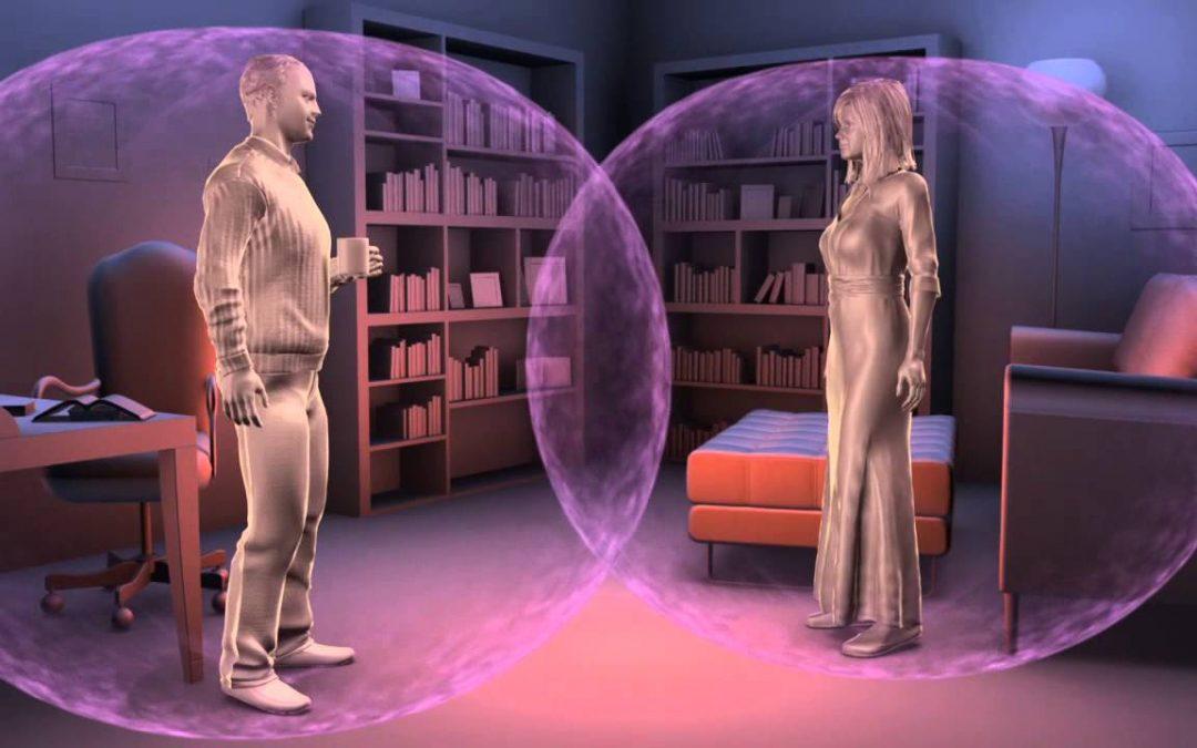 La comunicazione energetica con gli altri